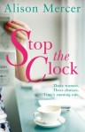 The cover of Stop the Clock