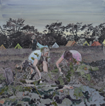Untitled (tents) by Greg Rook
