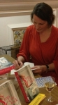 book signing at Wargrave libary for blog