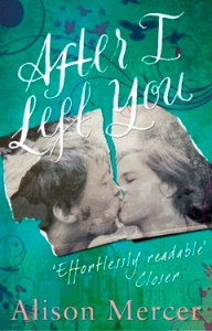 the cover of After I Left You