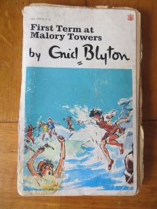Enid Blyton's first Malory Towers book
