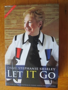 Steve Shirley's autobiography